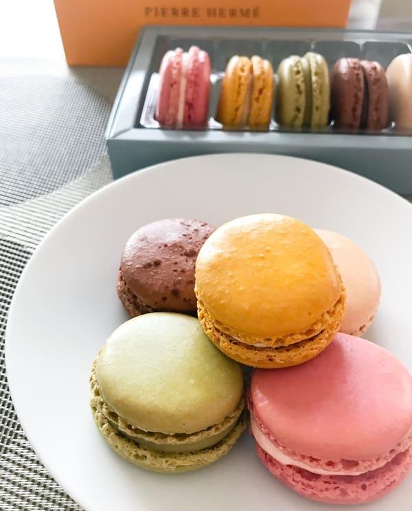美味しいマカロン ピエール・エルメ・パリ味のレビュー