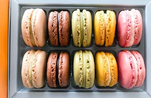 ピエール・エルメ・パリのマカロンの美味しい秘密を解説した口コミレビューブログ