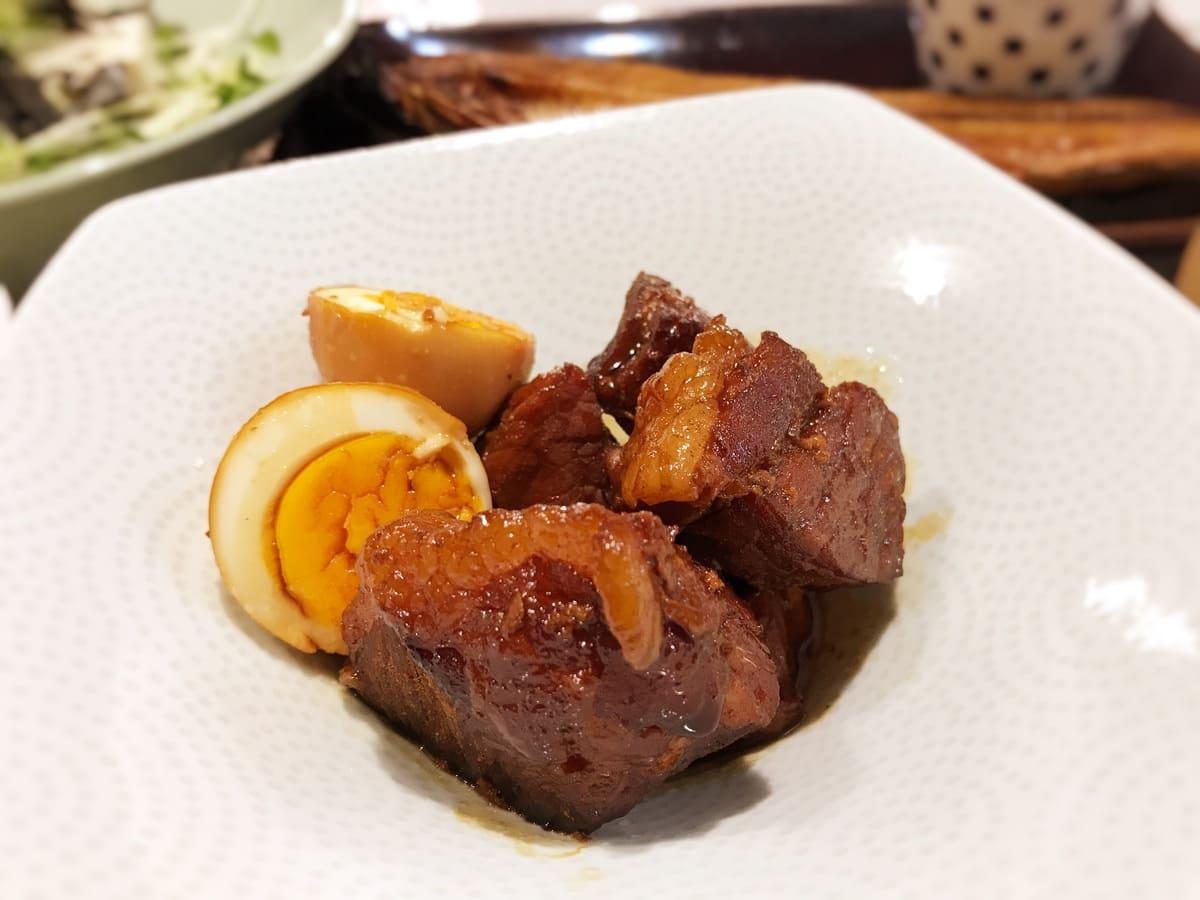 山本ゆり「とろとろラフテー」炊飯器レシピ